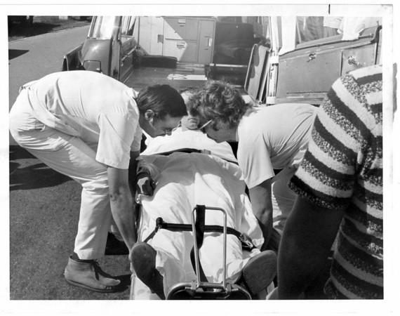 Niagara Falls, Stunters, Hetenyi 8/24/1976