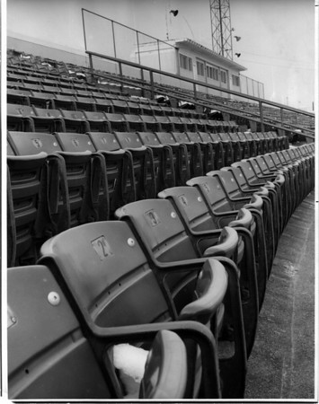 Parks - Hyde Park Stadium<br /> Hyde PArk Stadium<br /> Photo - By John Kudla - 1/27/1982.