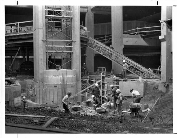 Buildings - Niagara Falls<br /> Rainbow Center<br /> Photo - By L. C Williams - 5/12/1982.