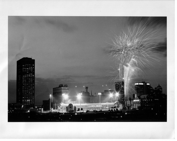 Fireworks - Buffalo's pilot Field<br /> During a Friday night bash! at buffalo's Pilot Field, fans get to enjoy much more than just a baseball gane along with a post-game on-field production followed by fireworks.