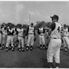 Sports - Baseball<br /> Irv Noren former Yankee.<br /> First Pirates Manager.<br /> Photo - By Niagara Gazette - 1970.