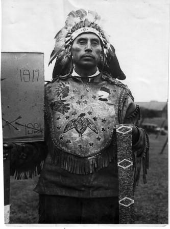 Tuscarora Indian Chief Rickard