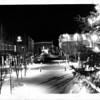 Christmas<br /> Falls Street Mall.<br /> Photo - John Kudla - 12/21/1976.