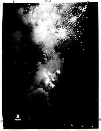 Holidays - Forth of July<br /> Fireworks<br /> Photo - By Joe Eberle - 7/4/1981.
