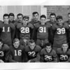 Sports - Football<br /> Newfane High School Football.<br /> Photo - By Niagara Gazette - 10/11/1952.