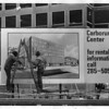 Industries - Carborundum Center<br /> Bank Comlex<br /> Photo - By Niagara Gazette - 12/17/1971.