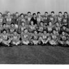 Sports - N.F.H.S.<br /> Niagara Falls High School Football Team.<br /> Photo - By Niagara Gazette - 1949.