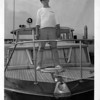 Niagara River - rescues<br /> Rober Holtramp<br /> Photo - By Niagara gazette - 10/14/1966.