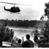 Niagara River, Stunters - 2 Nigara University students Harry J. Kallet and Michael J. Viscosi  were rescued from the Niagara river. Oct 17, 1986.
