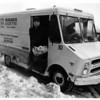 Blizzards - 1977<br /> The Blizzard of 1977.<br /> Photo - By Niagara Gazette - 2/5/1977.