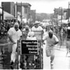 Parades - United Way week<br /> Niagara Falls Memorial Medical Center during the United Way week.<br /> Photo - By Niagara Gazette.