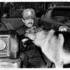 Crimes - Drugs<br /> Dominic senses with Kimo who sniffs out drugs.<br /> Photo - By Andrew J. Susty - 11/10/1979.