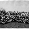 Sports - Football<br /> Niagara Falls High School Football Team.<br /> Photo - By Niagara Gazette - 11/8/1952.
