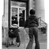 Post Office - Niagara Falls<br /> Post Office inaccessible to handicapped.<br /> Photo - By L. C. Williams - 9/18/1980.