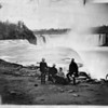 Niagara Falls - Prospect Point<br /> Photo - By Niagara Gazette - 6/19/1960.