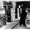 Gas Stations - Niagara Falls<br /> Photo - By John kudla - 2/24/1981.