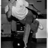 Sports - Bowling<br /> Pat Healey Jr.<br /> Photo - By Melissa Mahen - 6/27/1988.