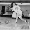 Sports - Bowling<br /> Liz Johnson<br /> Photo - By James Neiss - 8/19/1993.