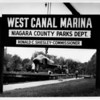 Parks - West Canal Marina<br /> Volunteers from the Empire State Aero Sciences Museum in Scotia, N.Y. and the Higgins Erector HAulers helped load an airforce jet onto a barge which will go down the canal to the museum, this is the first of its kind.<br /> Photo - 10/19/1991