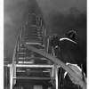 Fires - Niagara Falls<br /> Third Street, Niagara Falls<br /> Photo - By Niagara Gazette - 4/18/1966.