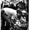 Niagara River - Rescues<br /> Dennis Deignan<br /> Photo - By Niagara Gazette - 5/7/1986.