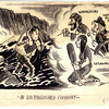 Niagara Falls, Niagara River, Raft Ride political cartoon