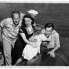 Niagara Falls, Stunters, Hill Family