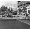 Parades - Miss USA 1976<br /> Photo - By L. C. Williams 5/8/1976.