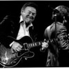 Convention Center - Bookings<br /> Roy Clark at the Convention Cnter Givin it his All.<br /> Photo - By James Neiss - 11/25/1990.