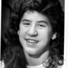 Sports - Bowling<br /> Liz Johnson - Niagara Wheatfield Bowler<br /> Photo - By Ron Schifferle - 2/14/1988.