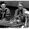 Religion - Mother Theresa <br /> Mother Theresa visits Niagara University.<br /> Photo - By Joe Eberle - 5/31/1982.