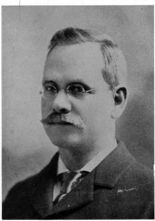 Niagara Falls Mayor Mighells B. Butler, second mayor of Niagara Falls.