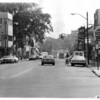Streets - Niagara Falls<br /> Third Street looking south from Main Street.<br /> Photo - By Niagara Gazette.
