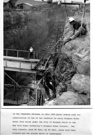 Power Authority Constrction 1959