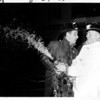 Fires - Gasport<br /> Photo - By Niagara Gazette - 12/31/1965.