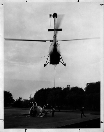 Niagara River Rescue Oct 8, 1973