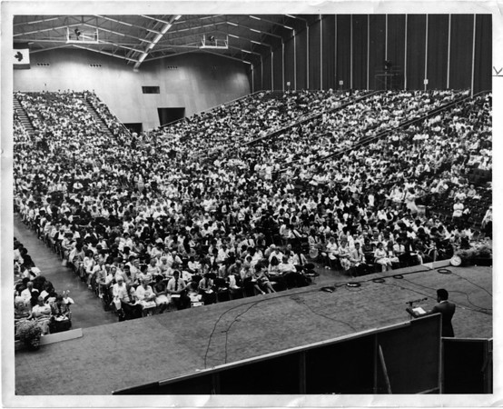 Niagara Falls Convention Center - Jehovah's Witness Convention June 27, 1980