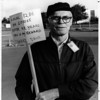 Industries - Bell<br /> Louis Vathy of Town of Tonanwanda Vice Pres. of Union.<br /> Photo - By John Kudla - 6/9/1982.