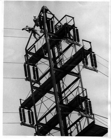 Power - Niagara Mohawk<br /> Photo - By John Kudla - 7/7/1982.
