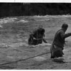 Niagara River - Rescues<br /> Photo - By niagara Gazette - 10/7/1972