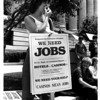 Gmbling - Jobs<br /> Linda LoHouse<br /> Phot - By John Kudla - 6/9/1981.