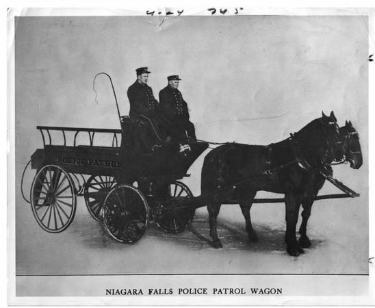 Police - Niagara Falls Police Dept.
