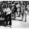 Convention Center - Bookings<br /> Getting ready for the concert.<br /> Photo - By L. C. Williams - 6/25/1974.