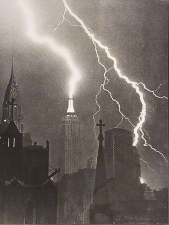 GE Lightning Experiments