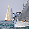 James Neiss/staff photographerYoungstown, NY - Boat crews do their job during the Level Regatta on Lake Ontario.