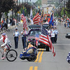 James Neiss/staff photographerNiagara Falls, NY - The Niagara Falls Memorial Day weekend parade makes its way to Hyde Park on Pine Avenue.