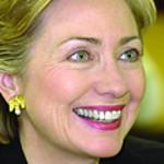 000222 Hillary Clinton - James Neiss Photo - City of Tonawanda - Hillary Clinton visits the Tonawanda Salvation Army.