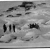 Blizzard - 1977<br /> Digging out<br /> Photo - By Niagara Gazette - 2/5/1977.