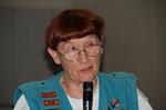Eileen Wyand<br /> FTA President, 2003-2007