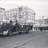Scarborough Aerial 1 a long way from home, taking part in a Labour Day parade on Spadina Avenue at Grange Avenue on Sept. 3rd, 1956. <br /> <br /> From the collection of Jon Lasiuk
